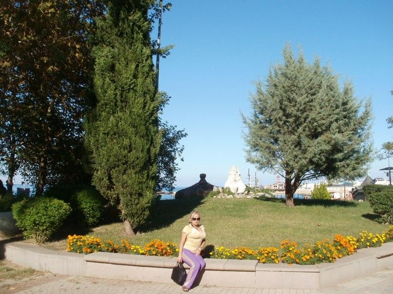 Мои путешествия. Елена Руденко. Турция. Кемер. 2011 г. _OYWtu8I338