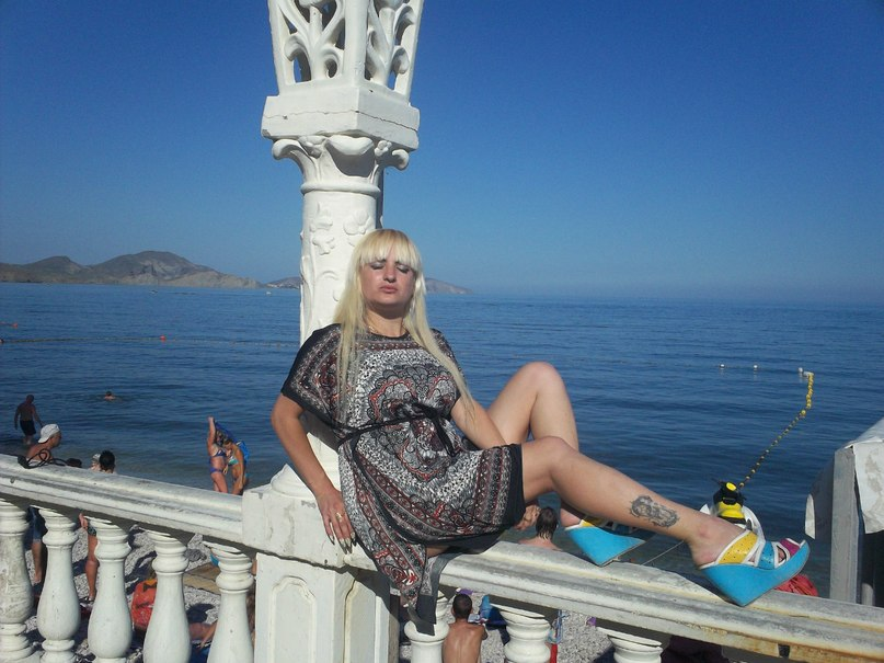 Мои путешествия. Елена Руденко. Крым. 2012 г. YbspH91Qkok