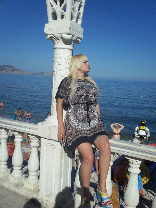Мои путешествия. Елена Руденко. Крым. 2012 г. AGlvOfIWJFQ
