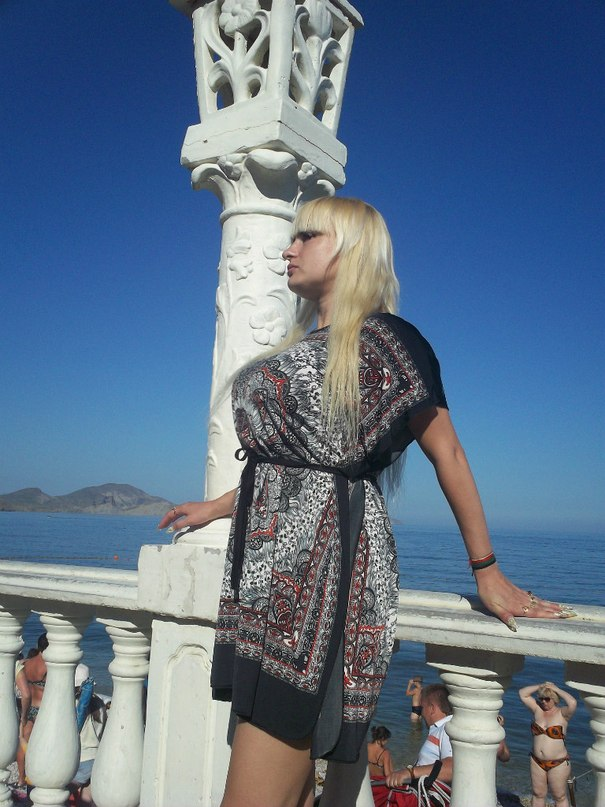 Мои путешествия. Елена Руденко. Крым. 2012 г. 60hbjY1C8ow