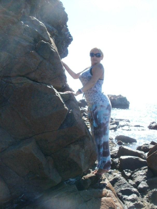Мои путешествия. Елена Руденко. Остров Фасалис. 2011 г. HBOWkWV5rns