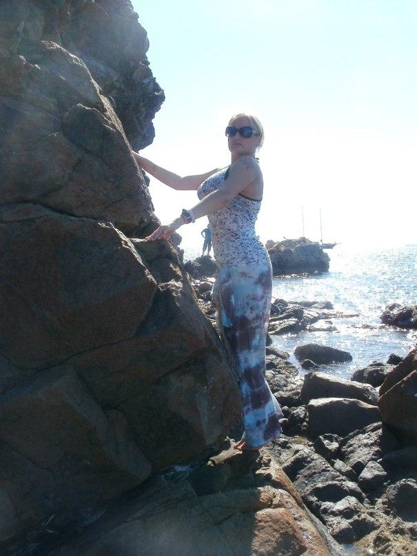 Мои путешествия. Елена Руденко. Остров Фасалис. 2011 г. U4WlL7PTGpA