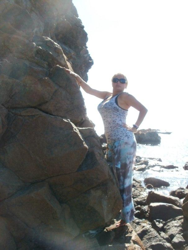 Мои путешествия. Елена Руденко. Остров Фасалис. 2011 г. OM77MGSEFMA