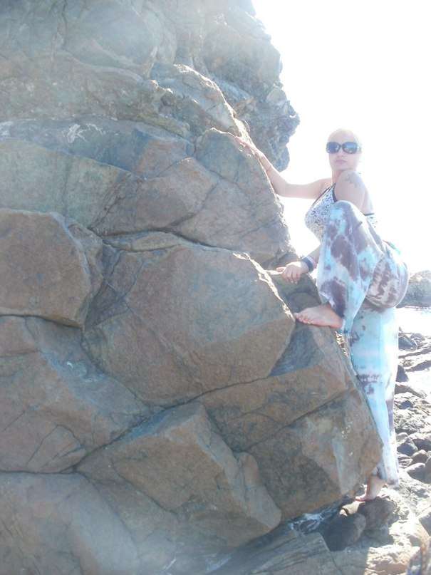 Мои путешествия. Елена Руденко. Остров Фасалис. 2011 г. CAQuKH_5zbI