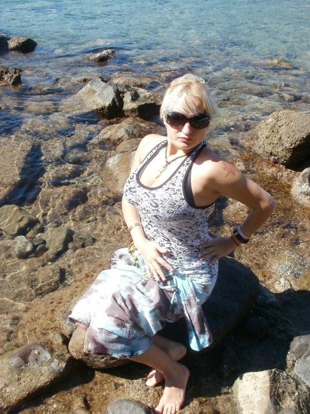 Мои путешествия. Елена Руденко. Остров Фасалис. 2011 г. XLVtRaVnGQY