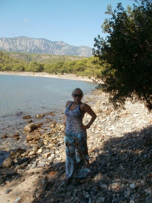 Мои путешествия. Елена Руденко. Остров Фасалис. 2011 г. EfiGpIfAgAc