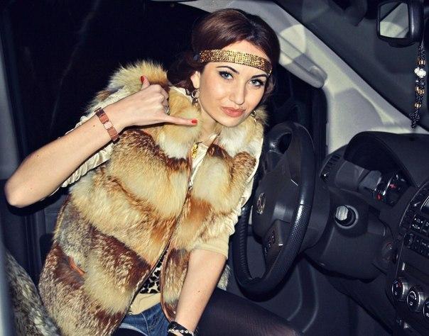 Картинки кавказских девушек за рулем