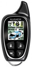 ALLIGATOR TD-300. руководство пользователя, мануал.  Инструкция к применению.