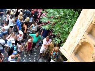 видео о нашем незабываемом путешествии в швецию-германию-италию))