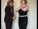 снятие мерок с женской фигуры по Генетика кроя