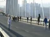 Новейший клип на мосту и песня про Владивосток