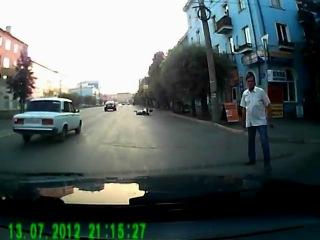 мотоавария свободный НАРИК ПЕШЕХОД