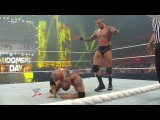 Judgment Day 2009 - Batista vs. Randy Orton ( WWE Championship match)