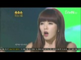 09.10.11 HYUNA - BUBBLE POP | tvN