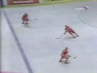 Кубок вызова.1979 год. СССР-Канада, 6-0!