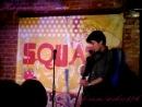 Maddyson и Хованский Squat Cafe 25.09.12