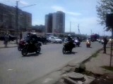 Мотоциклисты в Одессе