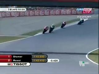MotoGP 2007.Этап 7 - Гран-При Испании(Каталунья)