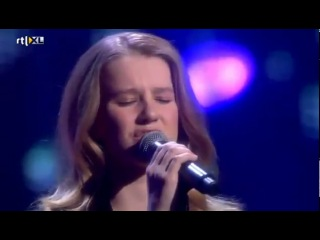 Laura van Kaam - Hurt (Christina Aguilera Cover) [Live on The Voice Kids Holland 2013]