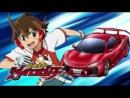 Chou Soku Henkei Gyrozetter / Супер скоростной трансформер Гиродзеттер - 3 серия Enilou Allestra