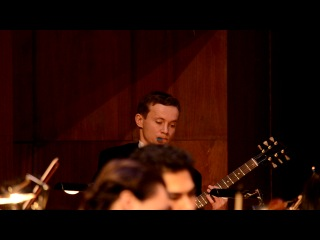 Национальный симфонический оркестр РБ - Henry Mancini - Pink Panther Theme (fragment)