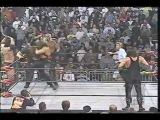 nWo (Kevin Nash, Scott Hall, Hulk Hogan) vs. Sting, Randy Savage, Giant - WCW Nitro, 09.03.1998