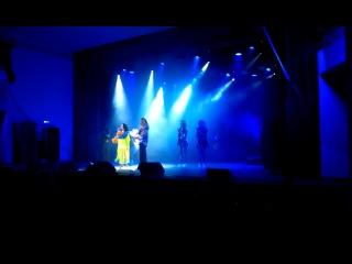 Наташа Королева - Твой мир (продолжение) + Фмнал концерта [LIVE] (г. Анапа)