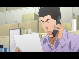 Бакуман / Bakuman / сезон 3 серия 16 (66) [Ancord]