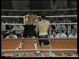 1988-03-28 Johnny Tapia vs Efren Chavez / Джонни Тапиа - Эфрен Чавес