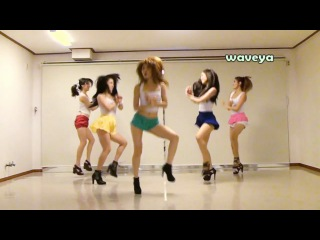 PSY싸이 - GANGNAM STYLE Waveya Korean dance team