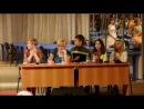 Конкурс визажистов Де Кор визаж De Klie по фантазийному макияжу г Воронеж 16 11 2012г