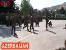 Ermenilerin TÜRK ve AZERBAYCAN BAYRAĞINA tehqir cavabi, AZERBAYCAN ORDUSU Азербайджанская армия