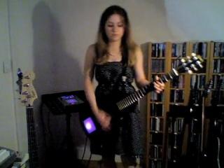 Juliette Valduriez (Jimi Hendrix - Voodoo Child)