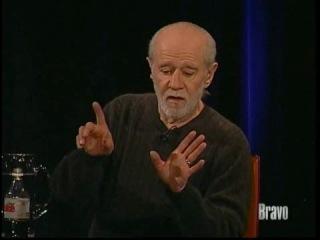 George Carlin - Inside the Actors Studio / Джордж Карлин - В актёрской студии (2004)