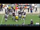 NFL 2012-2013 / Week 3 / 23.09.2012 Pittsburgh Steelers vs. Oakland Raiders / 1st half