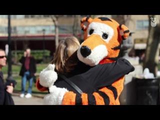 Free Hugs - Philadelphia, Rittenhouse Squa
