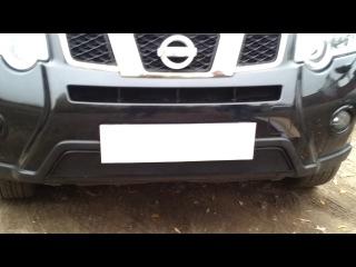 Nissan X-Trail 2011- black