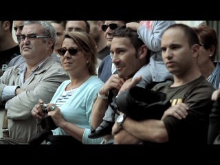 Som Sabadell flashmob (Beethoven - Ode to joy from Symphony No. 9)