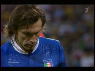 Италия - Англия (Серия пенальти, Евро-2012)