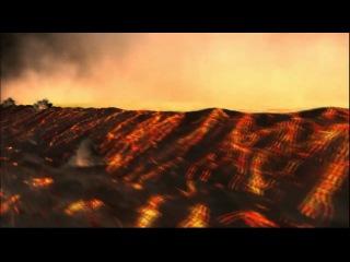 Падение метеорита на Землю диаметром в 500 км