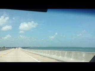 Key west дорога