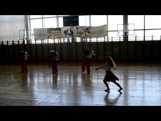 Міжнародний жіночий день. Український танець. 07.03.13