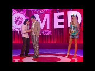 Comedy Club: А.Рева и Харламов - Бабушка провинциального актера 4