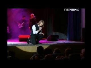 О сольном концерте  Олега  Винника в новостях ZOOM на Первом Национальном канале Украины