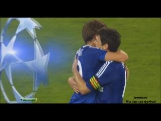 ЛЧ 2012/13 Боруссия М - Динамо Киев 1:3(Лига чемпионов УЕФА, раунд плей-офф, первый матч)