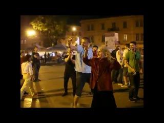 Под музыку Goldie во Львове отрывались даже бабушки