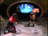 WWE The Rock vs Kane