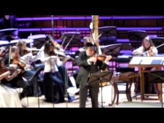 Брамс Венгеский танец 5  дирижер —Максим Венгеров (скрипка)