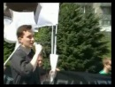 Александр Оршулевич Б А Р С на Русском Трудовом Марше 1 мая 2012 года