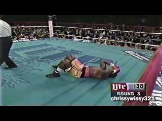 Майк Тайсон Лучшие нокауты. Iron Mike Tyson Best Knockouts